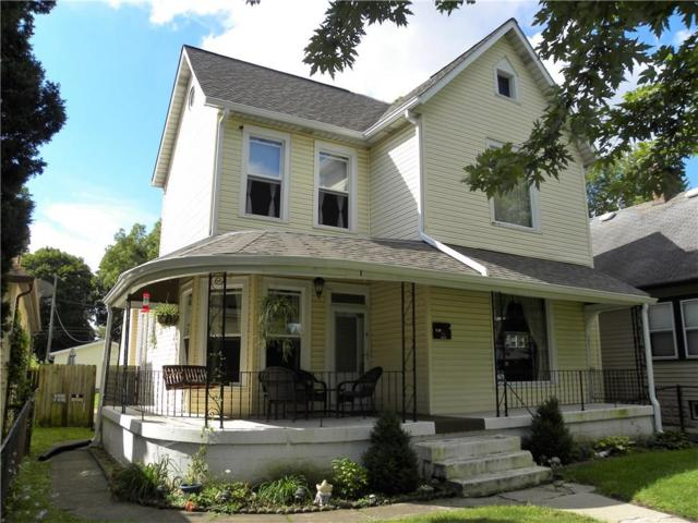 1619 Pleasant Street, Indianapolis, IN 46203 (MLS #21594143) :: The Evelo Team