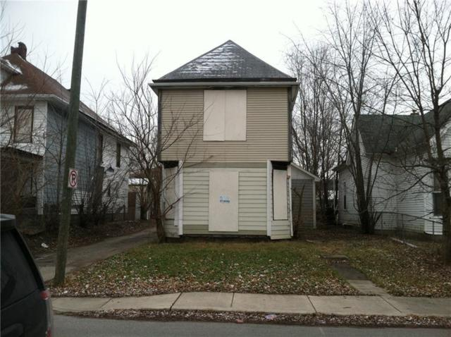 573 N Tacoma Avenue, Indianapolis, IN 46201 (MLS #21594165) :: The Evelo Team