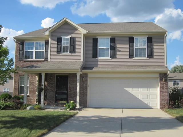 12380 Quarterback Lane, Fishers, IN 46037 (MLS #21594200) :: Mike Price Realty Team - RE/MAX Centerstone