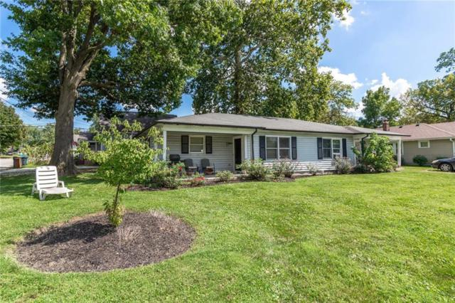 7521 E 47th Street, Indianapolis, IN 46226 (MLS #21594219) :: Mike Price Realty Team - RE/MAX Centerstone