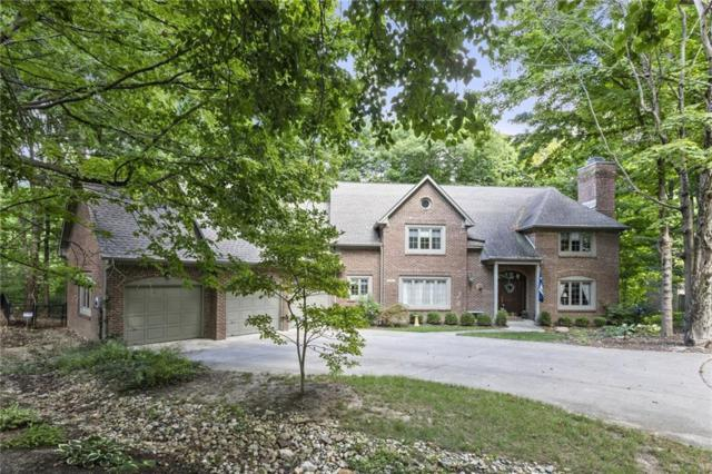 8820 Woodacre Lane, Indianapolis, IN 46234 (MLS #21594228) :: Mike Price Realty Team - RE/MAX Centerstone