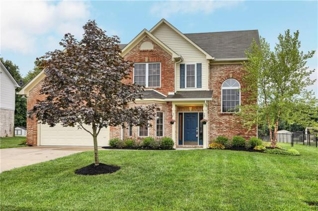 7163 Sunset Ridge Parkway, Indianapolis, IN 46259 (MLS #21594313) :: FC Tucker Company