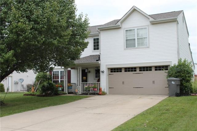 5711 Thompson Park Boulevard, Indianapolis, IN 46237 (MLS #21594334) :: Mike Price Realty Team - RE/MAX Centerstone