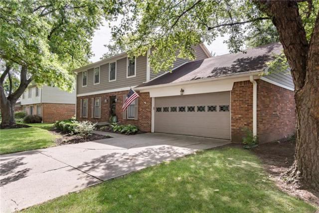 2009 Bechtel Road, Indianapolis, IN 46260 (MLS #21594346) :: The ORR Home Selling Team
