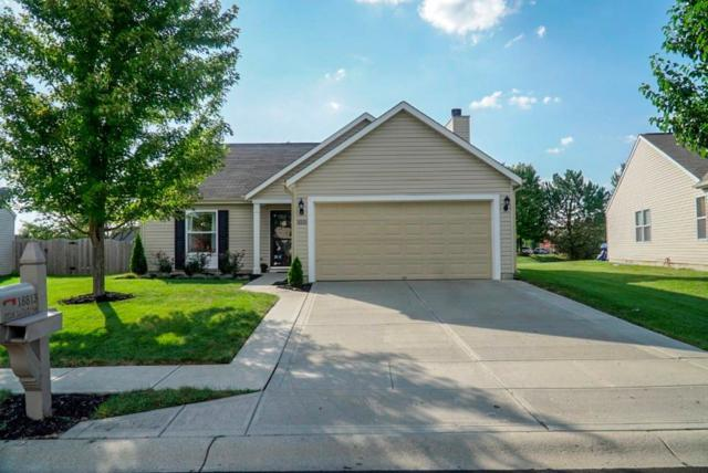 18813 Pilot Mills Drive, Noblesville, IN 46062 (MLS #21594348) :: Mike Price Realty Team - RE/MAX Centerstone