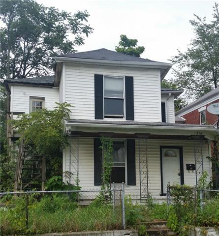 218 E 7th Street, Muncie, IN 47302 (MLS #21594370) :: The ORR Home Selling Team