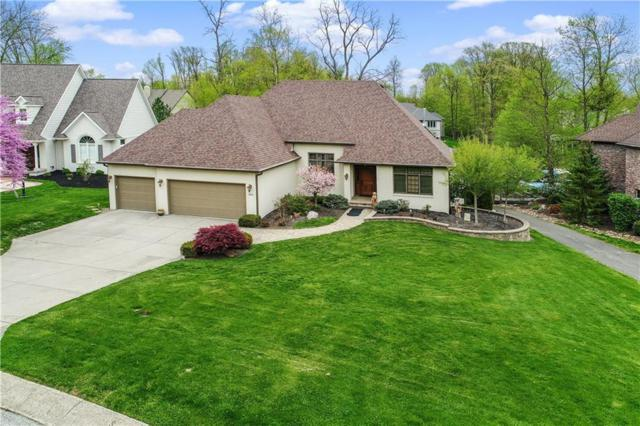 9011 Admirals Bay Drive, Indianapolis, IN 46236 (MLS #21594417) :: Mike Price Realty Team - RE/MAX Centerstone
