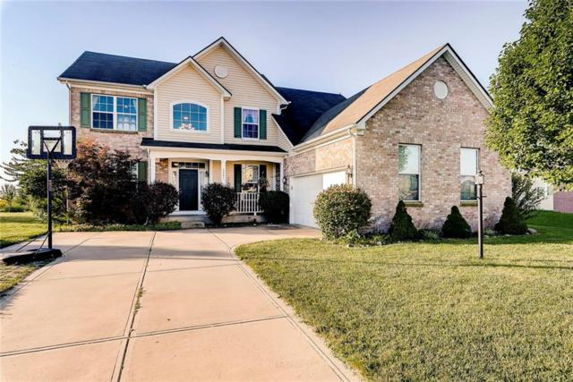5541 W Stoneview Trail, Mccordsville, IN 46055 (MLS #21594441) :: Mike Price Realty Team - RE/MAX Centerstone