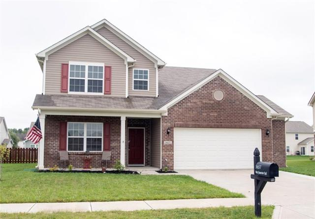 5657 W Stoneview Trail, Mccordsville, IN 46055 (MLS #21594510) :: The Evelo Team