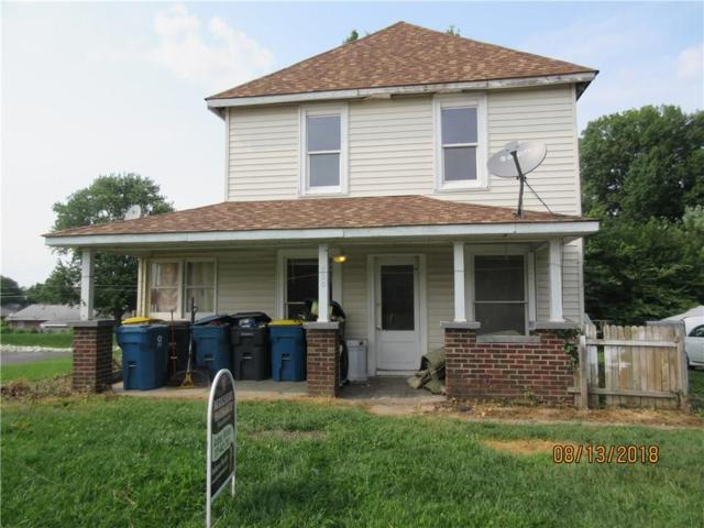 500 E Main Street, Greenwood, IN 46143 (MLS #21594542) :: FC Tucker Company
