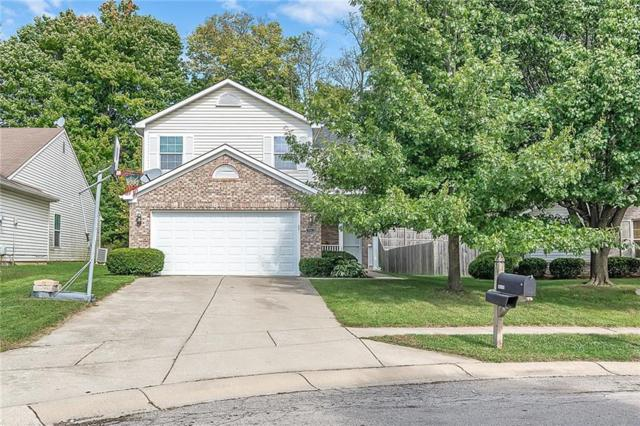 1964 Tourmaline Drive, Westfield, IN 46074 (MLS #21594569) :: The Indy Property Source