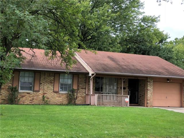 3914 Biscayne Road, Indianapolis, IN 46226 (MLS #21594599) :: Mike Price Realty Team - RE/MAX Centerstone