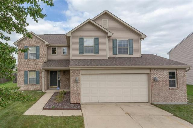 12436 Buccaneers Drive, Fishers, IN 46037 (MLS #21594626) :: Mike Price Realty Team - RE/MAX Centerstone