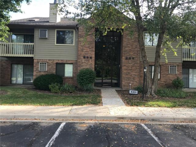 4301 Village Parkway Circle W #8, Indianapolis, IN 46254 (MLS #21594644) :: The Evelo Team