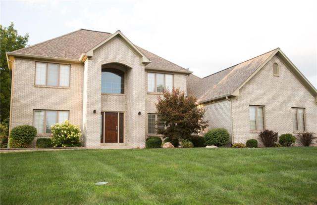 7262 Thimbleberry Drive, Avon, IN 46123 (MLS #21594658) :: Mike Price Realty Team - RE/MAX Centerstone