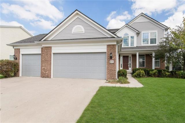 672 Burgess Hill Pass, Westfield, IN 46074 (MLS #21594678) :: HergGroup Indianapolis