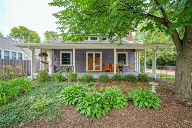 5101 N Broadway Street, Indianapolis, IN 46205 (MLS #21594784) :: The ORR Home Selling Team