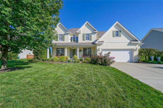 8818 Amber Stone Court, Zionsville, IN 46077 (MLS #21594785) :: Mike Price Realty Team - RE/MAX Centerstone