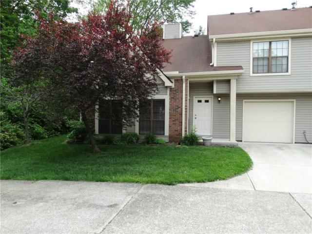 8001 Valley Farms Lane, Indianapolis, IN 46214 (MLS #21594790) :: FC Tucker Company