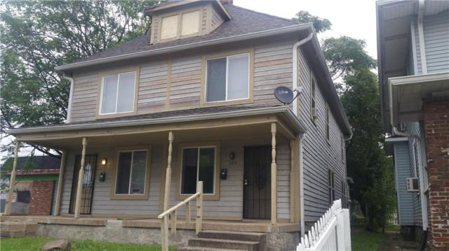 305 N State Avenue, Indianapolis, IN 46201 (MLS #21594791) :: Mike Price Realty Team - RE/MAX Centerstone