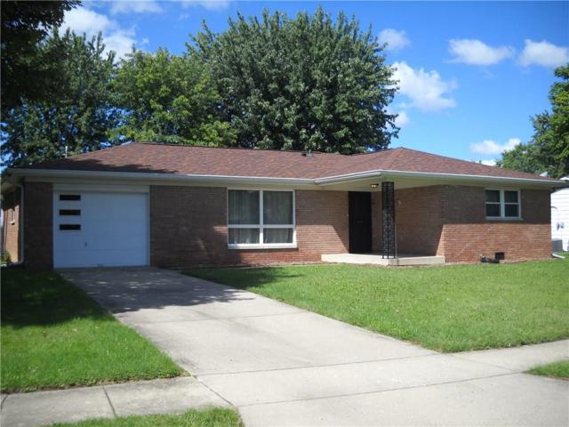 2004 Galeston Drive, Indianapolis, IN 46229 (MLS #21594800) :: The Evelo Team