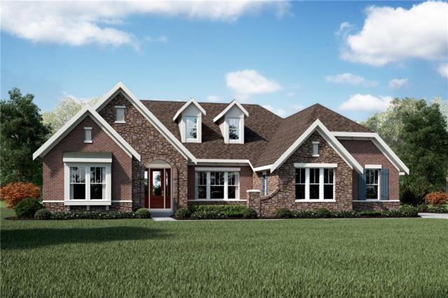 4618 Kettering Place, Zionsville, IN 46077 (MLS #21594864) :: The ORR Home Selling Team