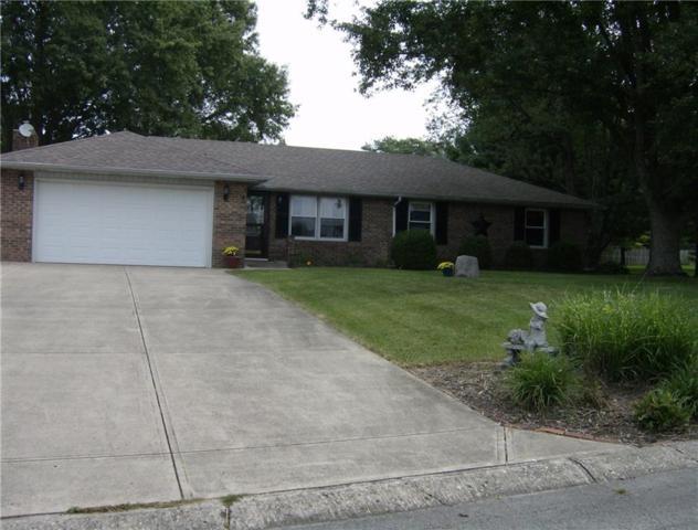 5796 N Teresa Drive, Alexandria, IN 46001 (MLS #21594924) :: The ORR Home Selling Team