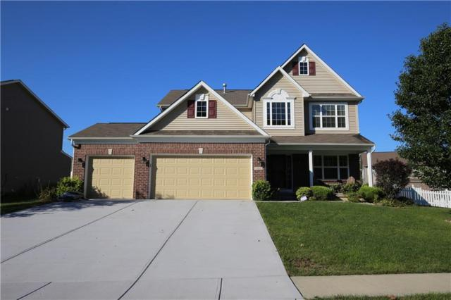 5102 Nicodemus Drive, Plainfield, IN 46168 (MLS #21594943) :: The ORR Home Selling Team