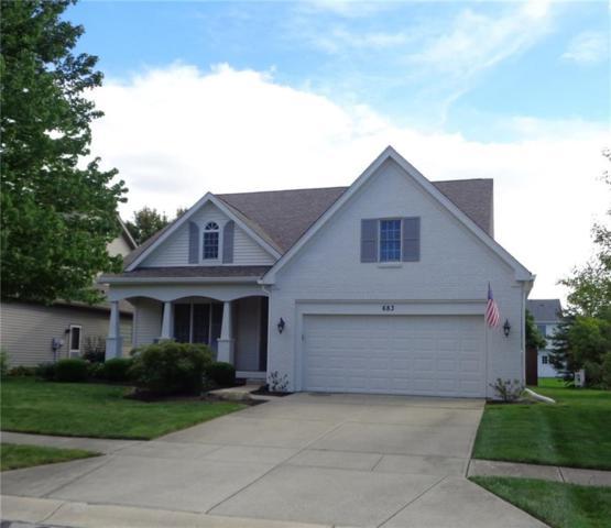 683 Piedmont Drive, Westfield, IN 46074 (MLS #21594947) :: FC Tucker Company