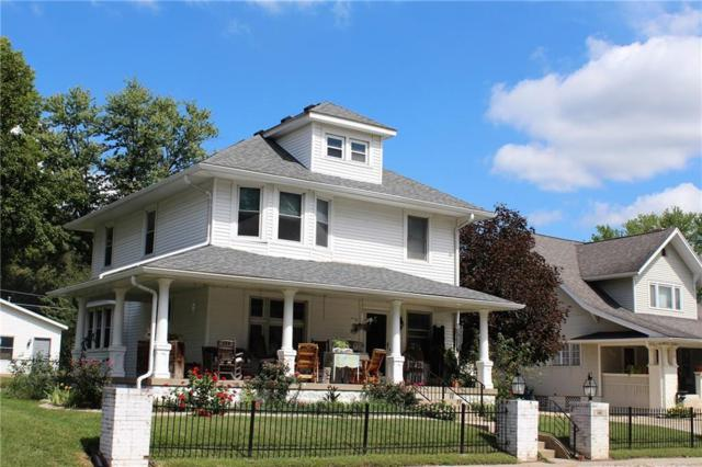 148 W Washington Street, Mooresville, IN 46158 (MLS #21594952) :: Mike Price Realty Team - RE/MAX Centerstone