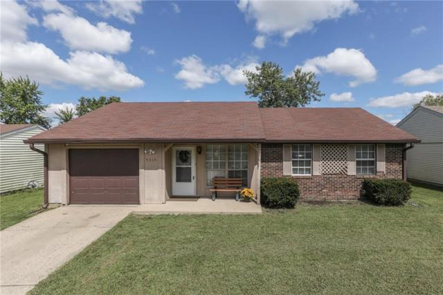 5314 Padre Lane, Indianapolis, IN 46237 (MLS #21595001) :: The Evelo Team