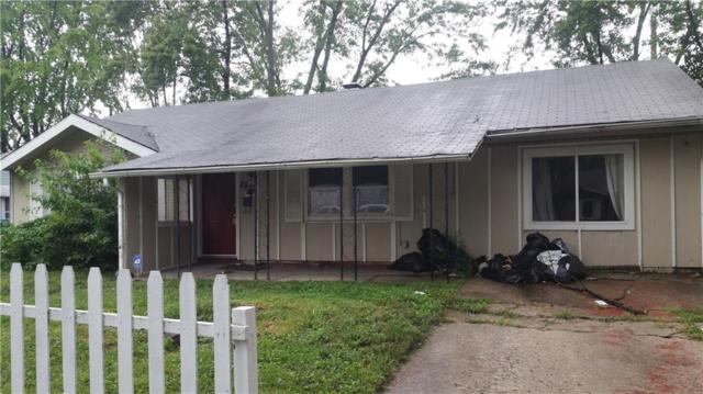 8822 E 41st Place, Indianapolis, IN 46226 (MLS #21595022) :: Mike Price Realty Team - RE/MAX Centerstone