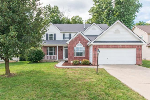 6460 Timber Leaf Lane, Indianapolis, IN 46236 (MLS #21595031) :: The ORR Home Selling Team