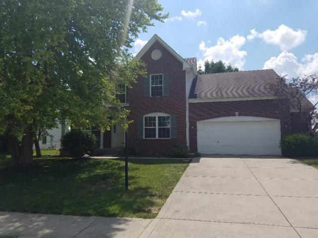 1852 Bridgewater Drive, Avon, IN 46123 (MLS #21595039) :: Mike Price Realty Team - RE/MAX Centerstone