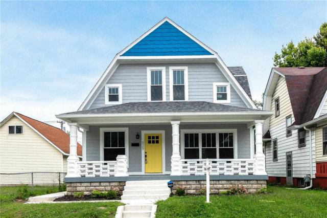 529 N Hamilton Avenue, Indianapolis, IN 46201 (MLS #21595048) :: Mike Price Realty Team - RE/MAX Centerstone