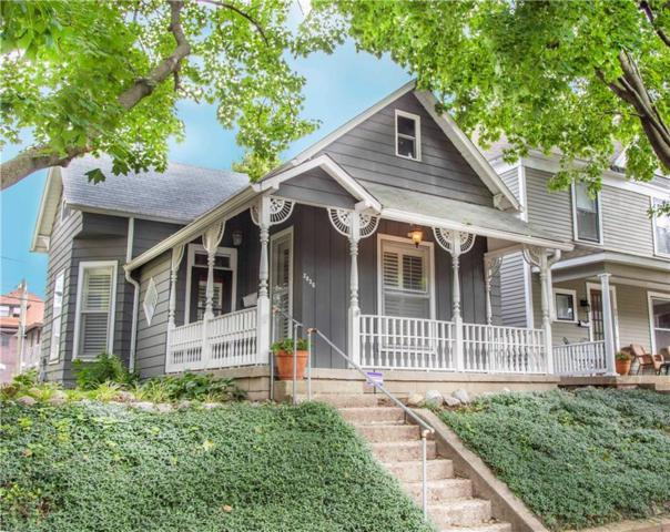 2035 N Talbott Street, Indianapolis, IN 46202 (MLS #21595063) :: Mike Price Realty Team - RE/MAX Centerstone