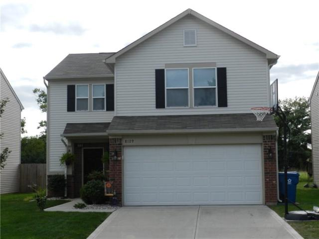 8129 Whistlewood Drive, Indianapolis, IN 46239 (MLS #21595081) :: FC Tucker Company