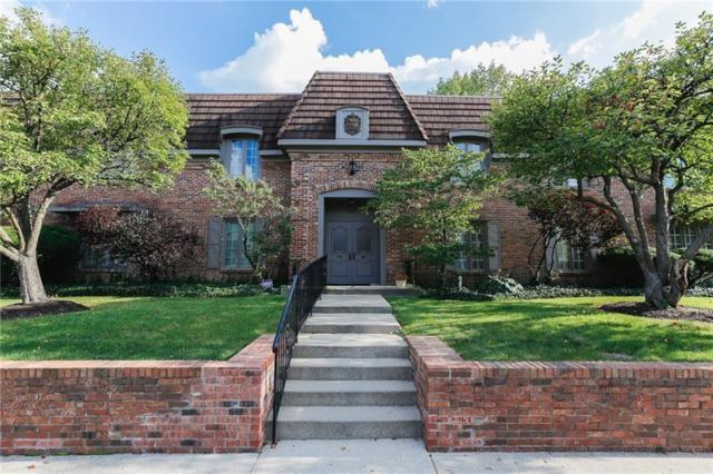 5615 Roxbury Terrace D, Indianapolis, IN 46226 (MLS #21595088) :: Mike Price Realty Team - RE/MAX Centerstone