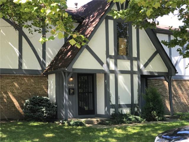 3692 Tudor Park Drive, Indianapolis, IN 46235 (MLS #21595139) :: FC Tucker Company