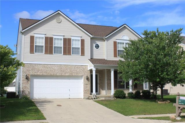 1352 Hinault Way, Carmel, IN 46032 (MLS #21595160) :: Mike Price Realty Team - RE/MAX Centerstone