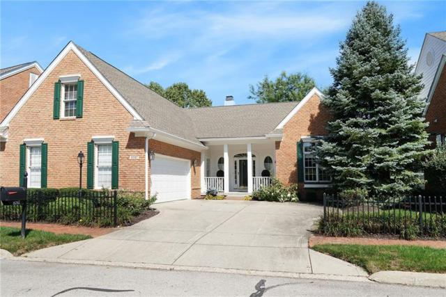 8067 Clymer Lane, Indianapolis, IN 46250 (MLS #21595181) :: The Evelo Team