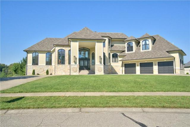 8816 Waterside Drive, Indianapolis, IN 46278 (MLS #21595289) :: FC Tucker Company
