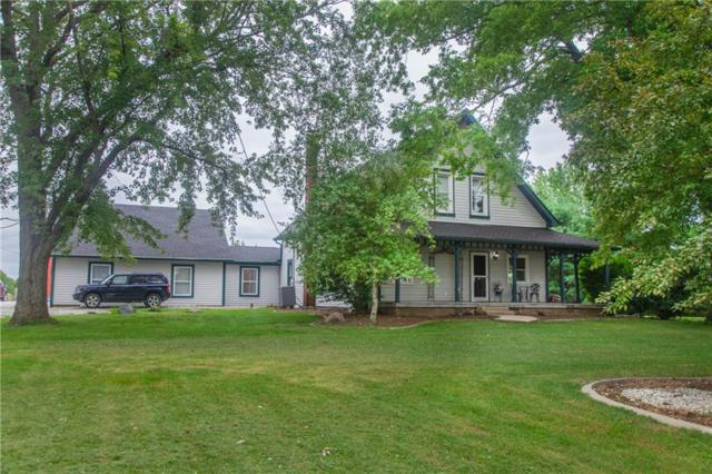 14322 Cumberland Road, Noblesville, IN 46060 (MLS #21595302) :: The Evelo Team