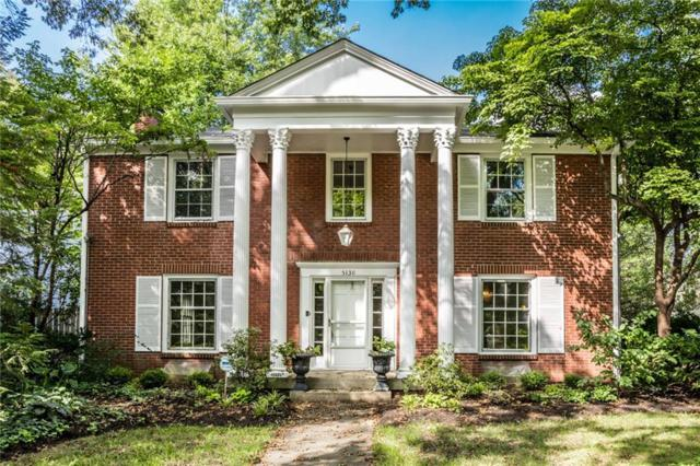 5130 N Washington Boulevard, Indianapolis, IN 46205 (MLS #21595365) :: The ORR Home Selling Team