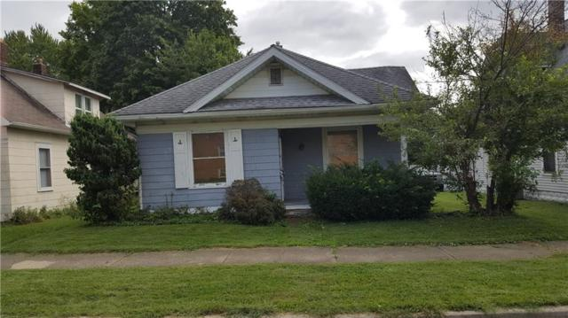 1121 E 8th Street, Anderson, IN 46012 (MLS #21595370) :: Mike Price Realty Team - RE/MAX Centerstone