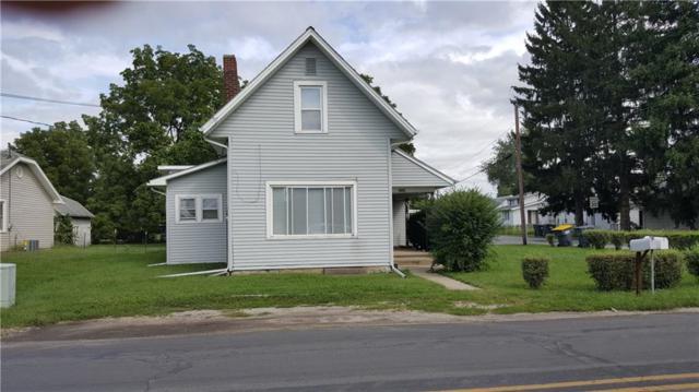 542 Nursery Road, Anderson, IN 46012 (MLS #21595375) :: The ORR Home Selling Team