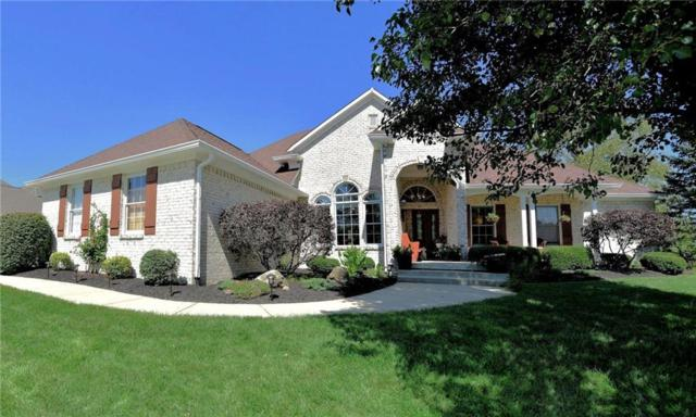 5934 Willow Bend Drive, Avon, IN 46123 (MLS #21595388) :: HergGroup Indianapolis