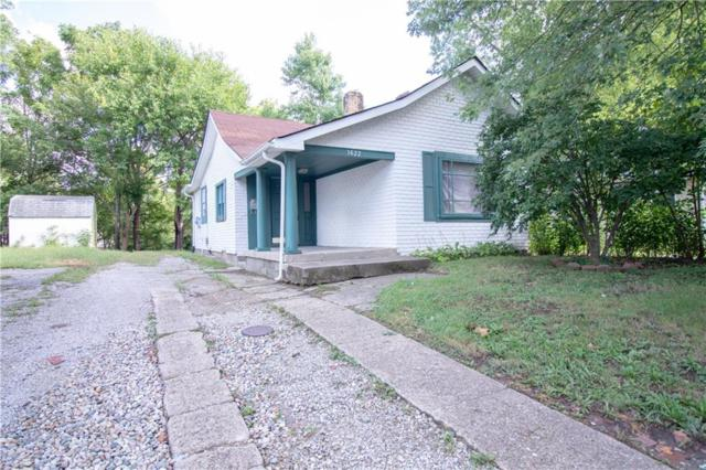 1622 Cruft Street, Indianapolis, IN 46203 (MLS #21595463) :: Mike Price Realty Team - RE/MAX Centerstone