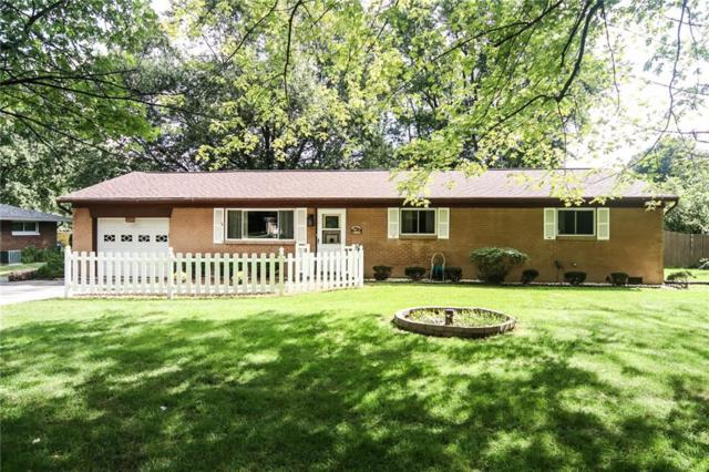 10293 Orchard Park Drive W, Indianapolis, IN 46280 (MLS #21595500) :: FC Tucker Company