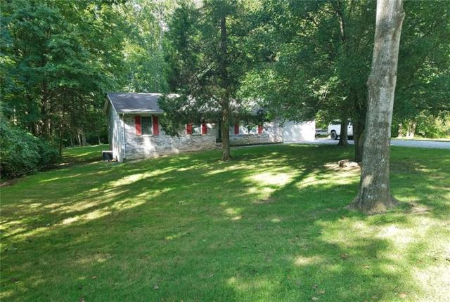 295 S County Road 150 W, North Vernon, IN 47265 (MLS #21595520) :: Mike Price Realty Team - RE/MAX Centerstone